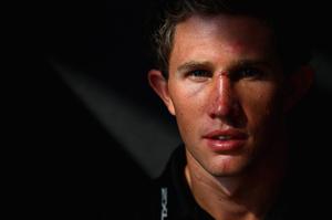 Triathlete Ryan Sissons. Photo / Supplied