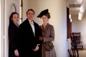 Julian Fellowes' Titanic is one of the worst TV shows marking the centenary disaster, concentrating on relationships between the different classes.  Photo / Supplied