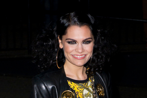 British singer Jessie J arrives for the Brit Awards after party at a central London venue. Photo / AP