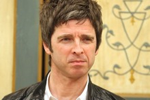 Musician Noel Gallagher at his hotel in Mexico City. Photo / AP 