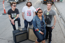 Alabama Shakes. Photo / Supplied