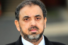 2008 file photo British Labour peer Lord Nazir Ahmed. Photo / AP