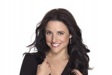 Julia Louis Dreyfus. Photo / Supplied