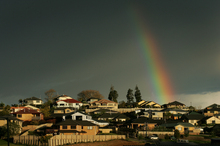 A painful result of the housing boom of the mid-2000s is a decline in housing affordability. Photo / Alan Gibson