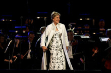 Dame Kiri Te Kanawa will perform in Rotorua to a sold out crowd.