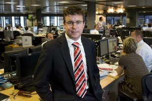 ANZ chief economist Cameron Bagrie. File photo / Mark Mitchell