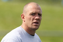 Mike Tindall. Photo / FIle