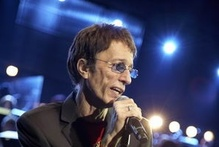 Robin Gibb. Photo / Supplied