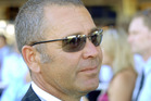 Trainer Roger James. Photo / NZPA