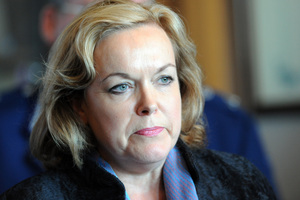 ACC Minister Judith Collins. Photo / APN