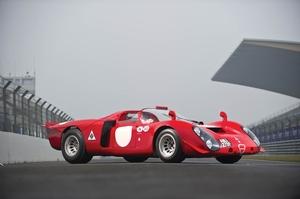 The 1967 Alfa Romeo. Photo / Supplied