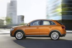 Audi Q3. Photo / Supplied
