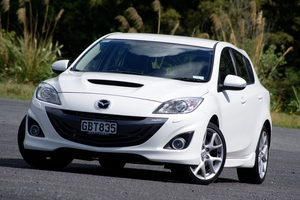 Mazda3 MPS. Photo / Supplied