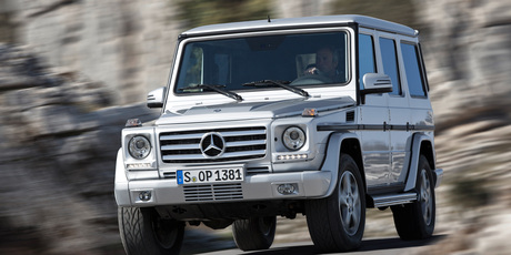 The G-Class updates have achieved lower carbon emissions and fuel consumption. Photo / Supplied