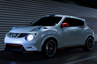 Nissan's Juke Nismo concept. Photo / Supplied