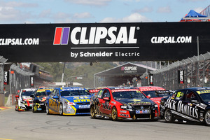 V8 Supercars. Photo / EDGE Photographics