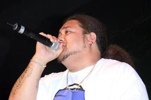 Reggae star Spawnbreezie. Photo / APN