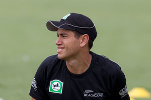 Ross Taylor. Photo / Brett Phibbs