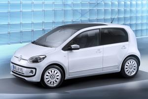 Volkswagen's up! Photo / Suppleid