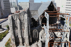 Plans for tourists to visit Christchurch's red zone are aligning with a global trend for disaster tourism. Some find it appealing while others see it as tacky and direspectful. Photo /Supplied