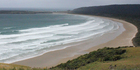 View: The Catlins, South Island