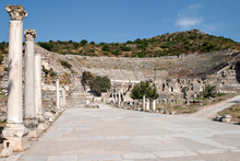 The ruins of Ephesus are still impressive, despite the tolls wrought by 2000 years of pestilence, fire and earthquakes. Photo / Thinkstock