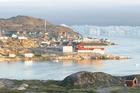 The coastal town of Ilulissat has built an industry around tourism. Photo / Creative Commons image from Wikimedia user Pcb21