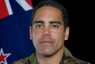 Corporal Douglas Hughes. Photo / supplied