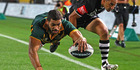 View: Kiwis v Kangaroos, Anzac test