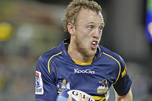 Jesse Mogg of the Brumbies. Photo / Getty Images