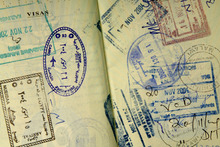 'Niue, Tonga, Fiji, North Korea... I am now on my seventh passport'. Photo / File