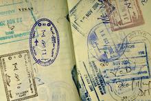 'Niue, Tonga, Fiji, North Korea... I am now on my seventh passport'. Photo / File