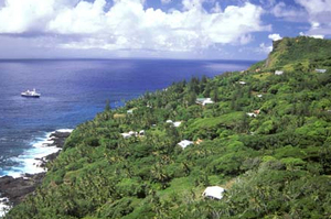 A museum on remote Pitcairn Island is part of a multimillion-dollar effort by the British Government to revive the Pacific outpost's flagging fortunes.