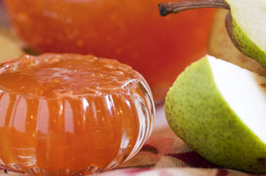 Pear, brown sugar and orange jam. Photo / Babiche Martens