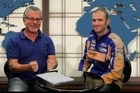 V8 Supercars driver Will Davison chats to Eric Thompson about the weekend's ITM 400 in Hamilton