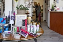 Anne Bonnie Schindler, co-owner of the alternative sex shop Other Nature at Berlin store.  Photo / Thinkstock
