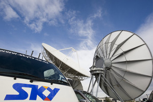 Sky TV won't have to contribute a levy that is to fund non-commercial telecommunications, based on the Commerce Commission's provisional view on which companies will be liable. Photo / NZ Herald