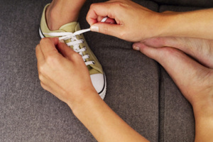 If bare feet were in fashion, parents would save a small fortune. Photo / Thinkstock