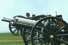 """A 62-gun salute was fired by The Royal Gibraltar Regiment in London to mark the 85th birthday of Queen Elizabeth ll. A 41-gun salute also took place in Hyde Park. The Queen's """"official"""" birthday is June 16th."""