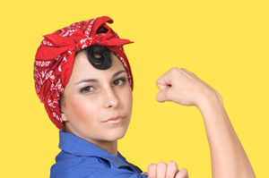 Why has feminism become a dirty word? Photo / Thinkstock