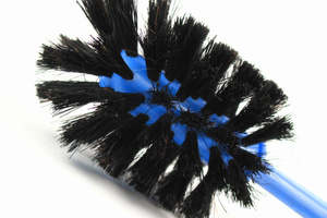 The woman hit the child over the head with a toilet brush in one of a string of attacks. Photo / Thinkstock