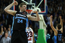 The Breakers at Vector Arena currently provide Auckland's best sporting entertainment. Photo / Getty Images