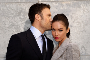 Brian Austin Green and Megan Fox are reportedly expecting their first child. Photo / Getty Images