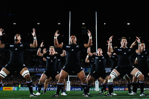 The All Blacks side to tackle Ireland in a three-test series will be named on June 3. Photo / Getty Images.