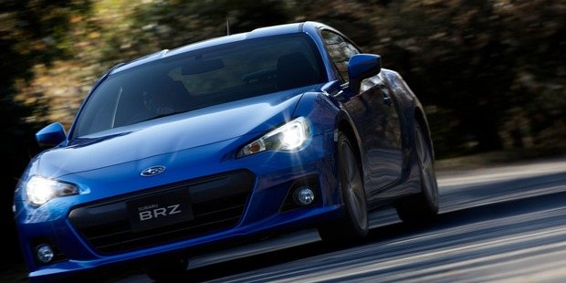 Subaru NZ boss Wallis Dumper says the swift reaction to the new BRZ took the company by surprise. Photo / Supplied