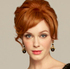 6. Christina Hendricks. Photo / Supplied