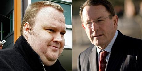 Kim Dotcom says he gave John Banks money to help his mayoral campaign. Photos / Sarah Ivey, Jason Dorday