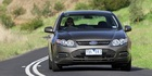 Ford Falcon: Four into six really goes