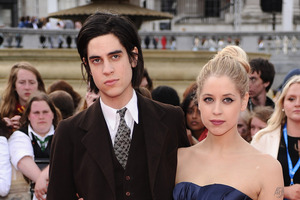 Peaches Geldof And Thomas Cohen. Photo / Getty Images