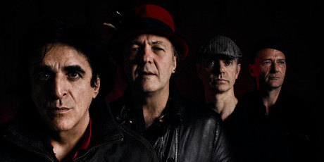 I don't want to be another guy in a band, another rock star, so I've renounced all material things - Jaz Coleman. Photo / Supplied